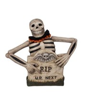 """Bethany Lowe Designs Halloween """"Tombstone Skelly"""" TJ4221 - $142.99"""