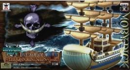 New One Piece Dxf Figure The Grandline Ships vol.2 Banpresto F/S - $43.47