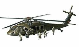 Hasegawa 1/72 US Army UH-60A Black Hawk Model D3 - $100.31