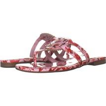 Circus by Sam Edelman Canyon Flat Sandals 269, Retro Red Multi, 8 US / 38 EU - $24.47