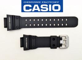 Genuine Casio ORIGINAL Watch band G-Shock BLACK Strap Rubber GX-56  GXW-56  - $74.95