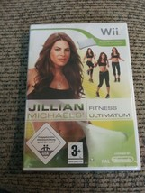 Jillian Michaels' Fitness Ultimatum (Nintendo Wii, 2009) Balance Board C... - $15.67