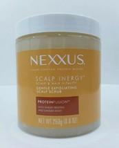 Nexxus Scalp Inergy Exfoliating Scalp Scrub With Proteinfusion ~ New - $13.99