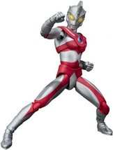 Nouveau Ultra-Act Ultraman A Ace Figurine Articulée Bandai Tamashii Nations - $88.57