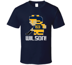 Scott Wilson # 20 Tecmo Buffalo Hockey Athlete Fan T Shirt - $20.99+