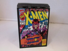Toy Biz X-MEN Asteroid Pocket Comic Playset Incomplete See Pic L143 - $2.79