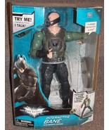 The Dark Knight Rises Batman Interactive Bane Talking Action Figure New ... - $74.99