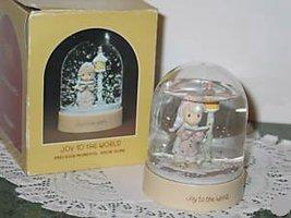 Joy to the World Precious Moments Snow Dome - $19.99