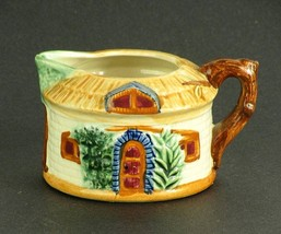 Vintage Cottage Ware Occupied Japan Creamer Thatched Cottage - $16.49
