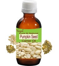 Pumpkin Seed Oil- Pure & Natural Carrier Oil- 30ml Cucurbita pepo by Bangota - $11.78