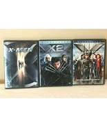 X-Men Trilogy Set of 3 DVDs XMen X2 X-Men United and X-Men The Last Stand - $14.99