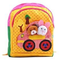 Bear&Rabbit Baby Mini Backpack Infant Lunch Bag Toddler Shoulder YELLOW 1-4Y