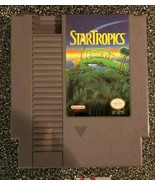 Star Tropics Nintendo NES - SEE PICS - $9.75