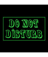 120190B Do Not Disturb Anti Sonic Booms Management Workplace LED Light Sign - $18.00