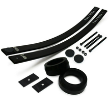 """For 88-98 Chevy C1500 2WD 3"""" Fr 2"""" Long Add-a-Leaf Lift Kit Shims Helper Springs - $218.45"""