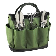 Picnic at Ascot Eco Garden Tote with Tools, Eco Green - $33.03