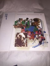 Beautiful Sealed 1979 Mint Set Commemorative USPS Souvenir Album with St... - $7.13