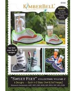Kimberbell KD560  Sweet Feet Collection Volume 2 - $39.55