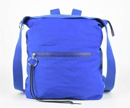 Rebecca Minkoff Nylon Tote Backpack - Blue (Retail price - $178) - $54.45