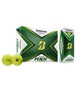 Bridgestone 2020 Tour B RXS Golf Balls 1 Dozen, Yellow - $49.39