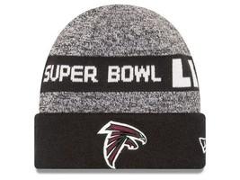 Atlanta Falcons New Era NFL Football Super Bowl LI Cuffed Knit Cap Beanie Hat - $18.04