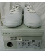 CABIN CREEK Women's Sneakers Tennis shoes size 7M White w/Box - $17.81