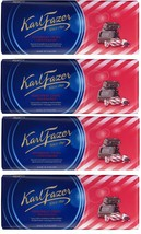 FAZER Peppermint Crisps in Milk Chocolate Marianne Bar 8 x 200g - $64.35