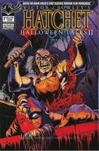 Victor Crowley's Hatchet: Halloween Tales II #1 (2020) *Carved Cover Var... - $6.00