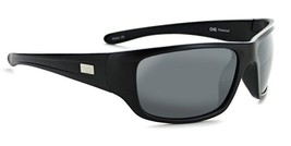 ONE -Contra - Classic Black Polarized Wide Mens Sunglasses - $37.91
