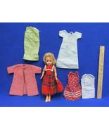 Vintage 10 Circle P Fashion Doll Little Miss Revlon Friend Dresses Coat ... - $20.78