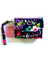 Vera Bradley Super Smart Wristlet iPhone Holder Ribbons New with Tags - $20.00