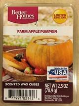 Farm Apple Pumpkin 6 Wax melts Lot of 2 - $9.00