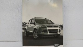 2014 Ford Escape Owners Manual 72660 - $30.06