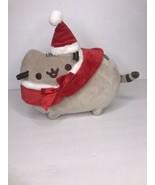 "Limited Edition Pusheen Santa Cape Christmas Plush 9"" Stuffed Animal - $82.14"