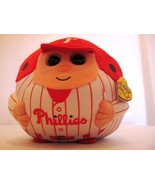 "TY MLB Beanie Ballz Plush - Philadelphia Phillies - 8"" - New with Tags - $12.16"