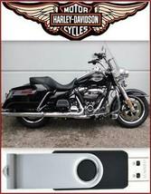 2017 Harley Davidson Touring Service Repair Manual & Parts Catalog On USB Drive - $18.00