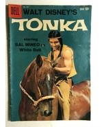 Walt Disney's TONKA (1958) Dell Four Color Comics #966 VG+ - $9.89