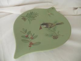 Pfaltzgraff Chickadee Winterwood Ornament Plate - $28.00