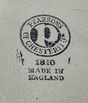 Vintage Pearson's of Chesterfield 1810 Small Casserole with Lid image 6