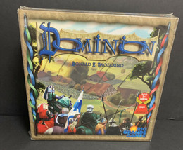Dominion Strategy Card Game Rio Grande Game Donald Vaccarino Sealed Germany - $46.74