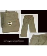 Lee Riders Curvy Trouser Women's Beige Pants Sz 8P - $13.99