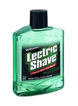 Williams Lectric Shave Electric Razor Original Pre-Shave 7 Oz image 2