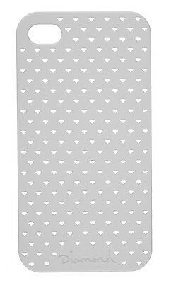 Diamond Supply Co Hard Perforated Iphone 4/4S Snap Case Cover