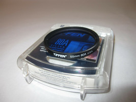 Tiffen 80A 55mm Filter Lens (Made in USA) - $11.54