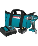Makita 18-Volt LXT Lithium-Ion Brushless Cordless 1/2 in. Driver-Drill K... - $297.00