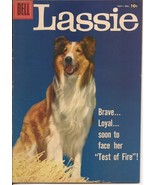 Dell Lassie #37 Farewell To Rio The New Home Blaze Test Of Fire Action A... - $9.95