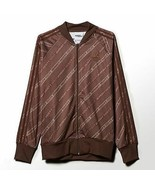 Adidas Jeremy Scott Stripe Logo Track Jacket Size XL FREE SHIPPING S07145 - $138.57
