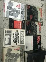 1987 Ford F-150 250 350 Bronco Truck Service Shop Repair Manual Set EVTM PCED OE - $237.55
