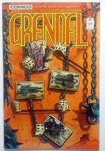 Comic Book Grendel #27 Comico 1989 - $0.98