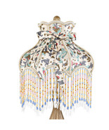 "River of Goods 15774 26.5""H Victorian Floral and Fringe Rustic Table Lamp - $198.00"